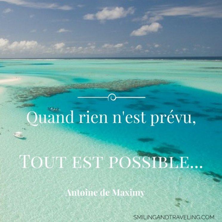 Citations De Voyage Et Proverbes évadez Vous
